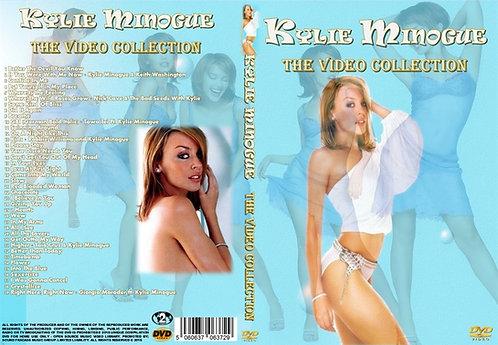 Kylie Minogue Music Video DVD