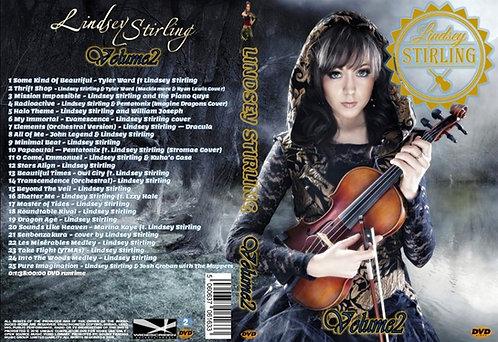 Lindsey Stirling Music Video DVD Volume2