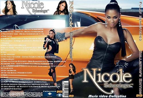 Nicole Scherzinger Music Video Collection DVD – Remastered Edition