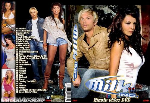 Milk Inc. Music Video DVD