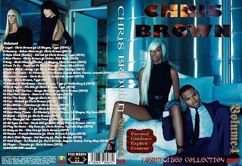 Chris Brown music Video Compilation Vol.4