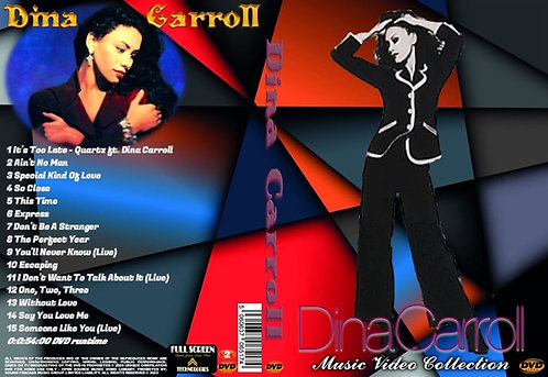 Dina Carroll Music Video DVD