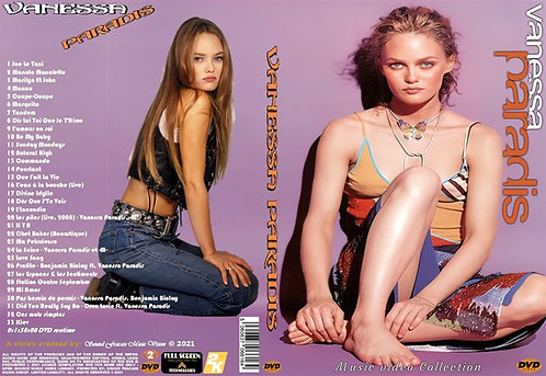 Vanessa Paradis Music Video Collection DVD
