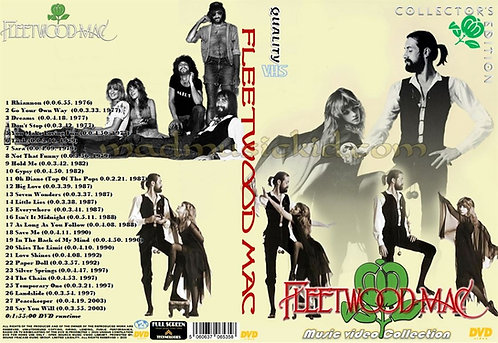 Fleetwood Mac Music Video Collector's Edition DVD
