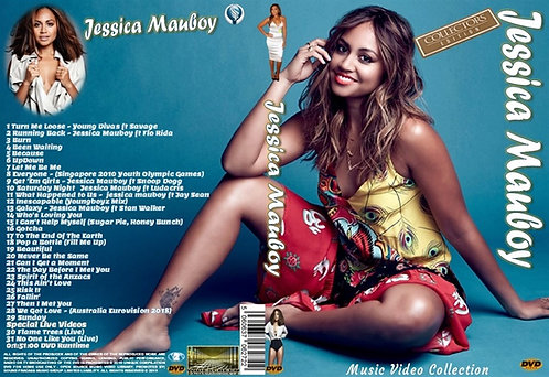 Jessica Mauboy Music Video DVD – Essential Collector's Edition