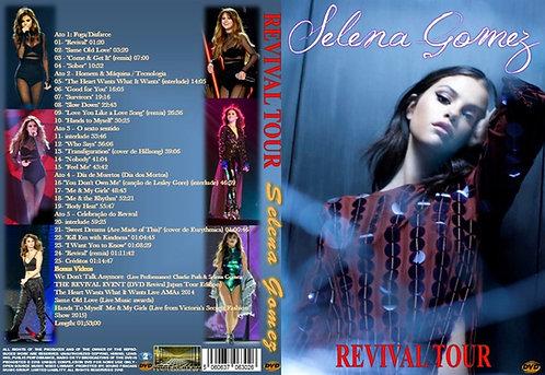 Selena Gomez - Revival Concert DVD