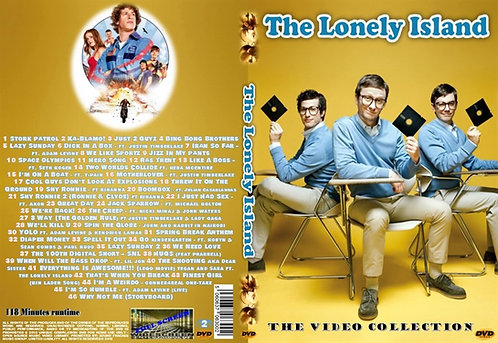 The Lonely Island Music Video DVD – Essential Collector's compilation
