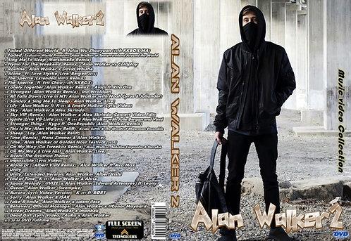 Alan Walker2 Music Video Compilation DVD