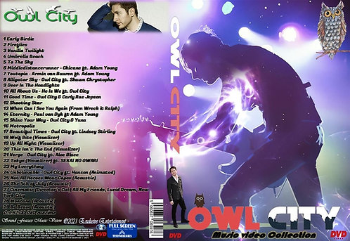 Owl City Music Video Collection DVD