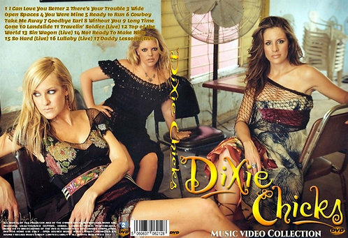 Dixie Chicks Music Video DVD