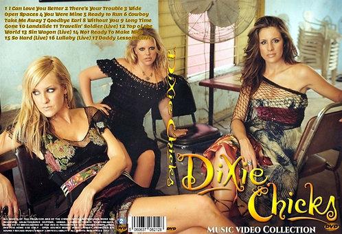 Dixie Chicks Music Video DVD