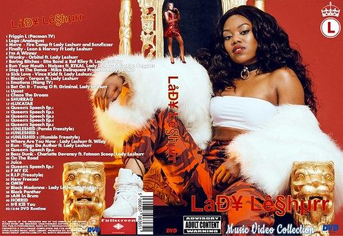 Lady Leshurr Music Video DVD