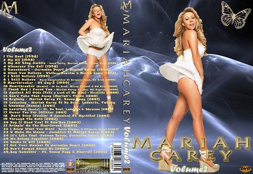 Mariah Carey Music Video DVD Volume2
