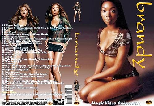 Brandy Music Video DVD