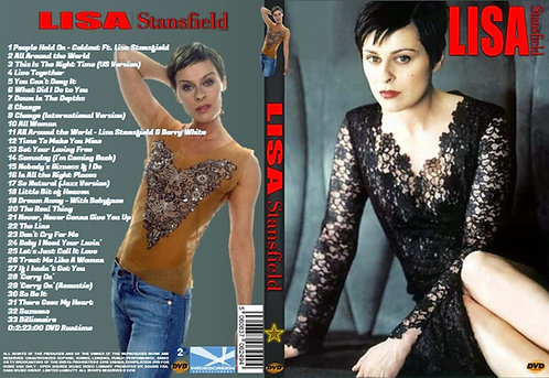 Lisa Stansfield Music Video DVD – Essential Collector's Edition