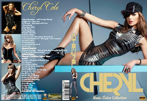 Cheryl Music Video DVD