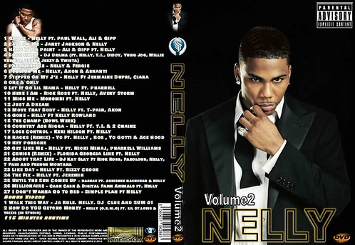 Nelly Music Video DVD Volume2 - Exclusive Edition