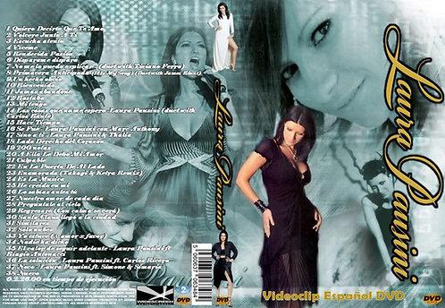 Laura Pausini Videoclip Español DVD