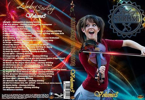Lindsey Stirling Music Video DVD Volume3