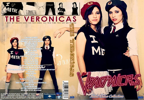 The Veronicas Music Video DVD