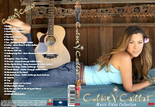Colbie Caillat Music Video DVD