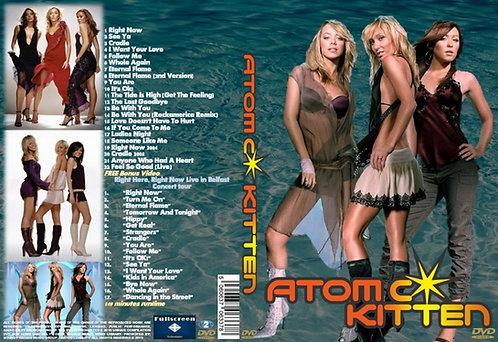 Atomic Kitten Music Video DVD