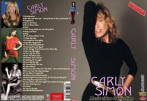 Carly Simon Music Video DVD Classic Edition