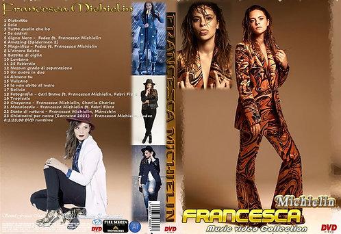 Francesca Michielin Music Video Collection DVD