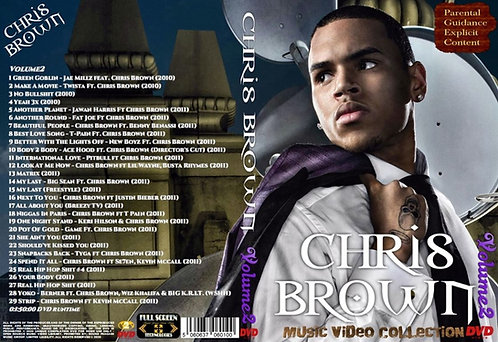 Chris Brown music Video Compilation Vol.2