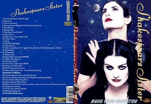 Shakespear's Sister Music Video DVD
