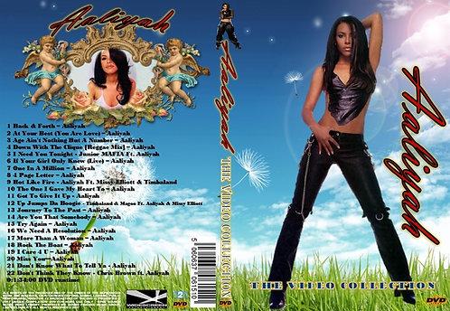 Aaliyah Music Video DVD