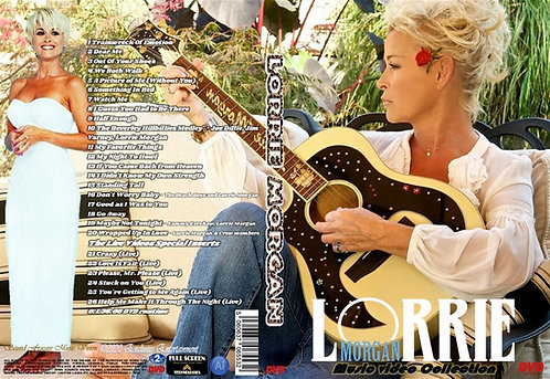 Lorrie Morgan Music Video Collection DVD