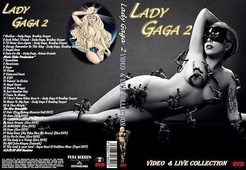 Lady Gaga 2 Music Video DVD
