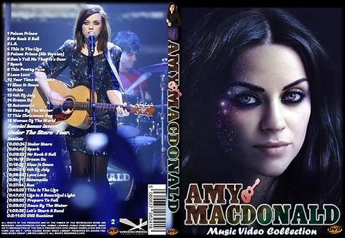 Amy MacDonald Music Video DVD