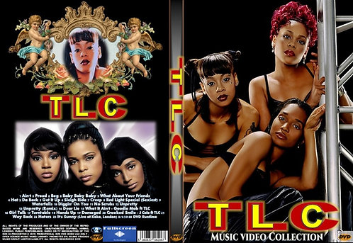 TLC Music Video DVD – Ultimate Collector's Edition