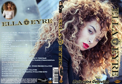 Ella Eyre Video Collection DVD