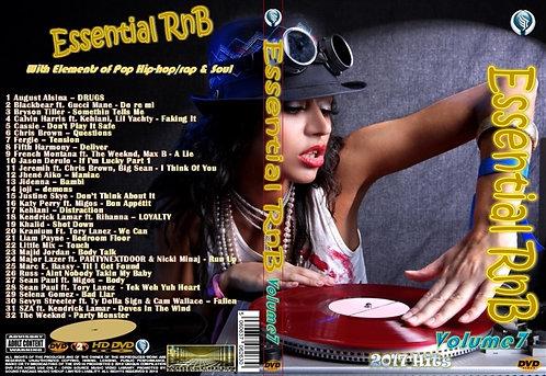 Essential RnB Music Video DVD Volume7 Various Artists