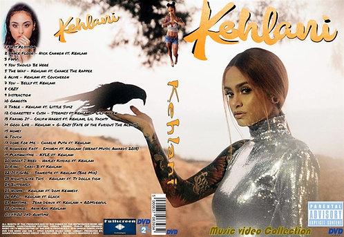 Kehlani Music Video DVD