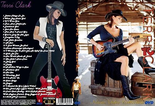 Terri Clark Music Video DVD