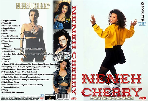 Neneh Cherry Music Video DVD