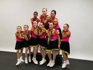 AEU Takes Bronze at First Competition