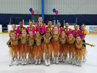 Teams Debut Programs at Arctic Edge Exhibition