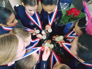 AEU Takes Silver & Pewter Medals at Tri-State Championships in Ohio
