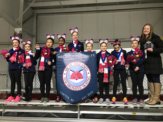 AEU Teams take Gold, Pewter Medals Mid-America 2017