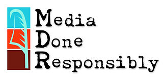 Media Done Responsibly (MDR) Logo