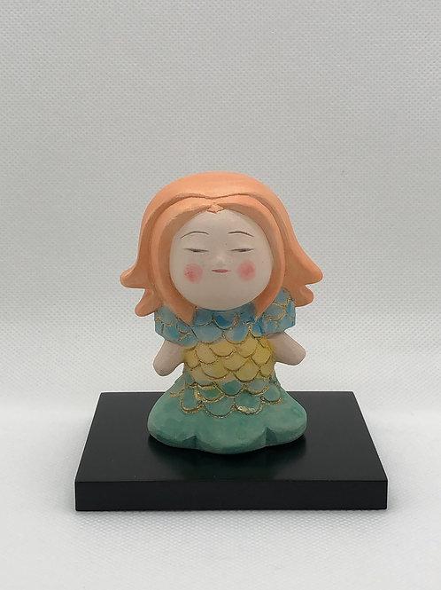 もしろう人形「妖怪 アマビエ」