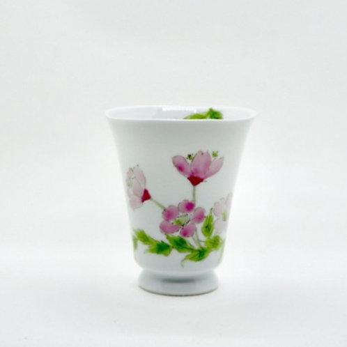 フリーカップ「こもれ陽桜」