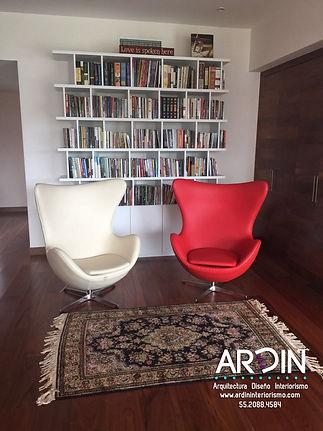 Decoración. ARDIN Interiorismo. CDMX