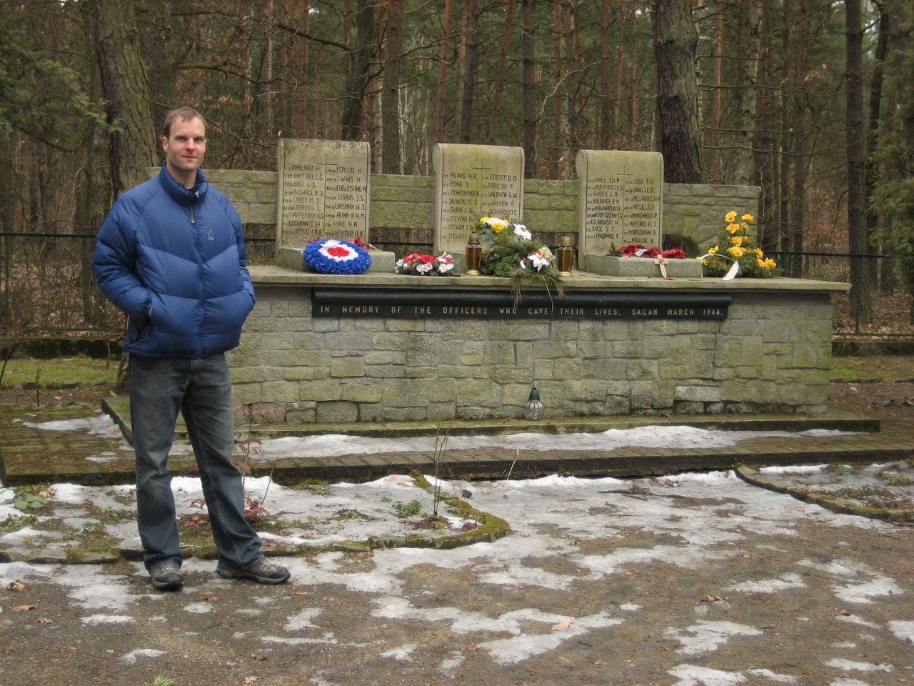 Stalag Luft II POW Camp, Poland