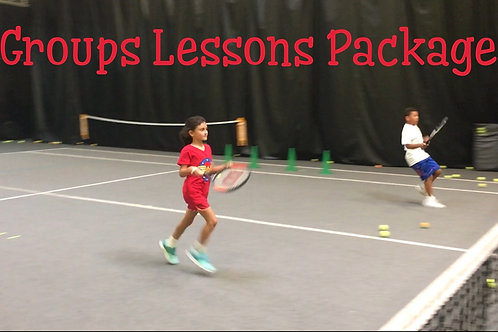 20 Group Lesson Package